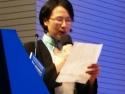 Dr. He Yan President e Board Member di Tzinghuja Heritage Institute for Digitization