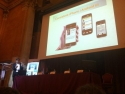 Philippe-Martineau-presentation-of-blinkster-app-Museums-pilot