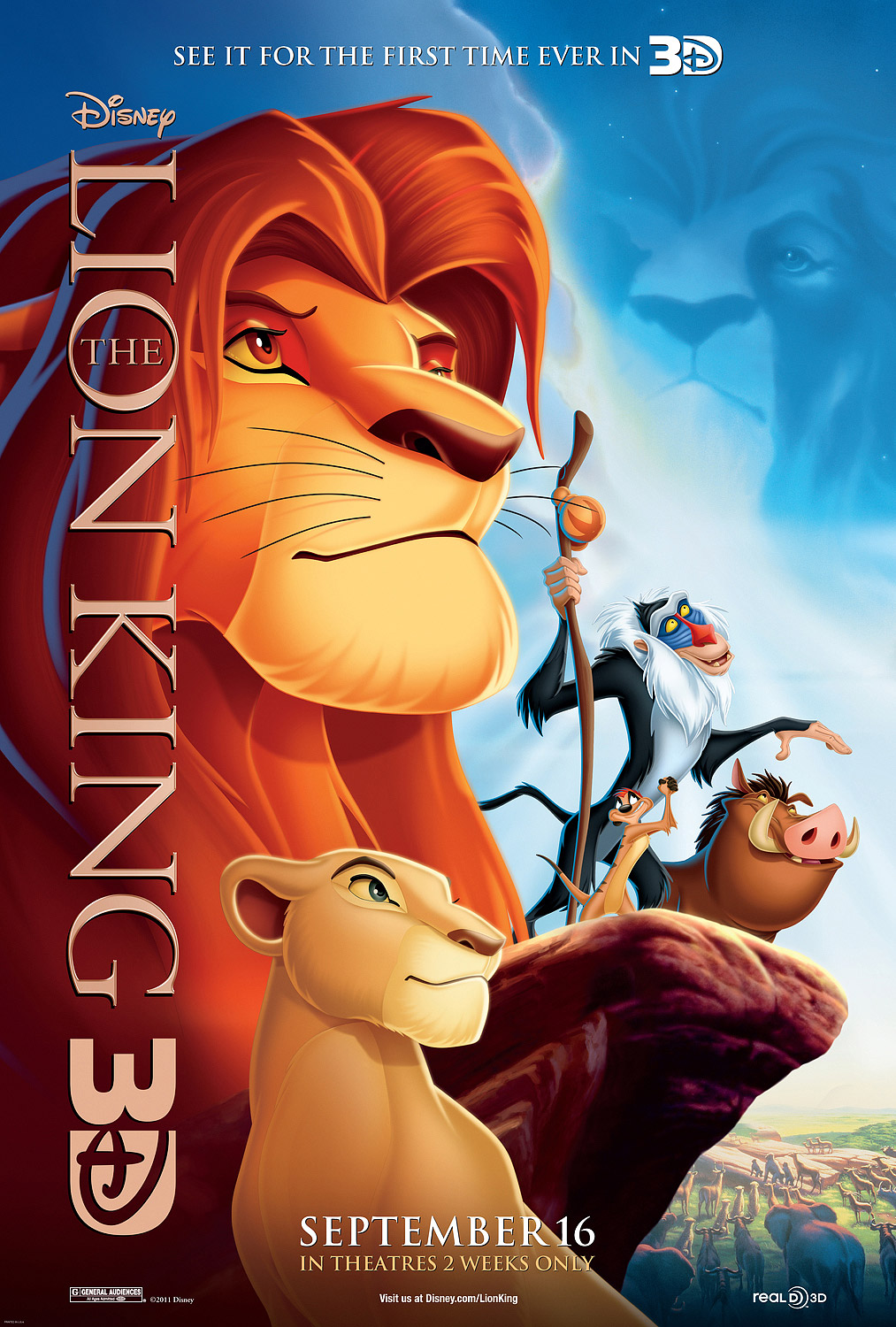 10th art  the lion king powered by 3d