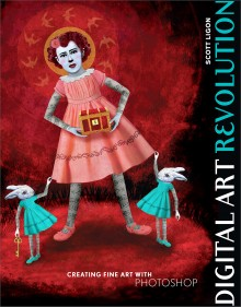Scott Ligon's Digital Art Revolution, front cover