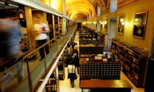 The Vatican library, 13/9/12