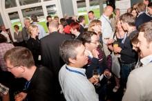 OpenCulture 2012 Evening Reception (c) Peter D. Kyte