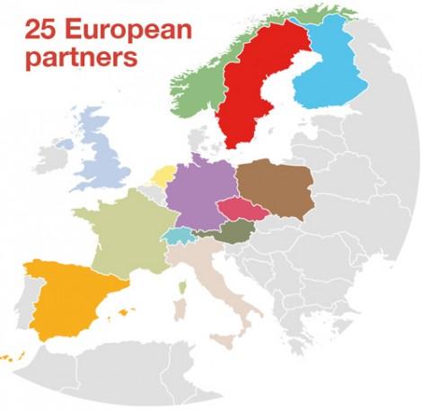 EUDAT-partners
