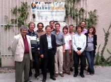 The HarmoSearch consortium: David Faveur, Adriano Venturini, Manfred Hackl, Christoph Herzog, Thorsten Siegmann, Peter Werder, Beatrix Lehmann, Albert Rainer, Martin Navratil, Claudio Prandoni, Ines Matres