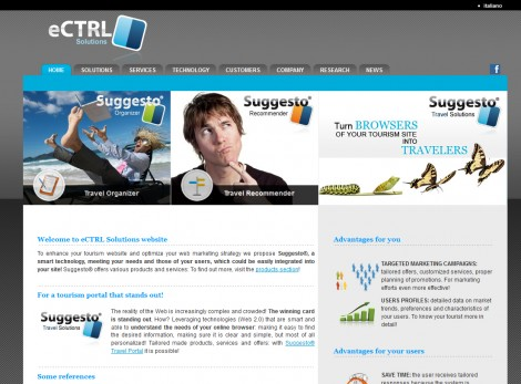 eCTRL Website