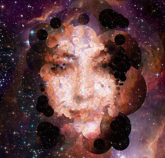 Hubble Art People - Pics about space