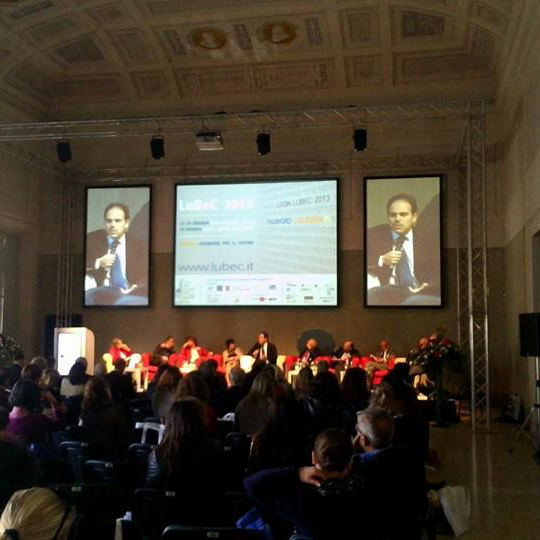 "Andrea Marcucci, Chair of the Cultural Commission at the Italian Senate,  attended to the conference called CULTURAL HERITAGE BETWEEN ""PUBLIC AND PRIVATE"": NEW NATIONAL AND EUROPEAN GOVERNACE OPPORTUNITIES."