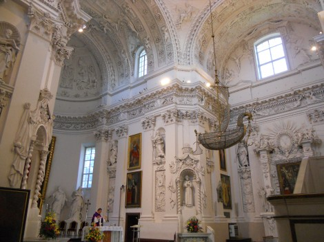 St. Peter and St. Paul - internal