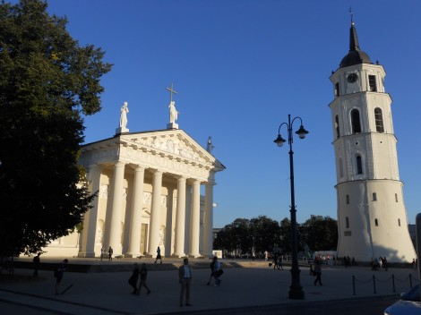 Cathedral St. Stanislaus and St. Ladislaus