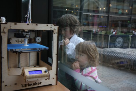Break the mould 3d printing 2