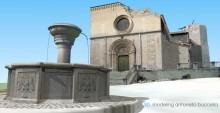 L'Aquila, S.Pietro di Coppito (in Google Earth)