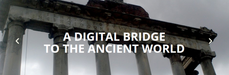 a digital bridge to the ancient world