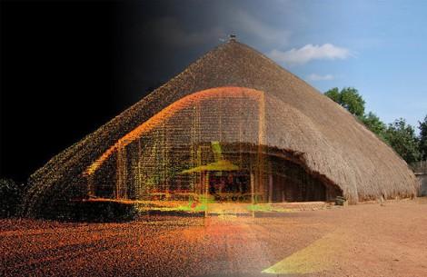 Uganda tomb