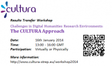 cultura results transfer workshop