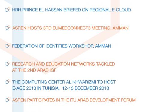 ASREN newsletter - summary