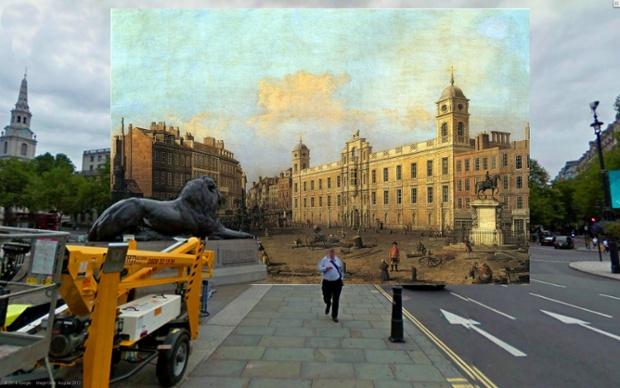Trafalgar Square_London