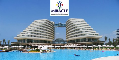 Miracle Hotel, venue of IMCW2014