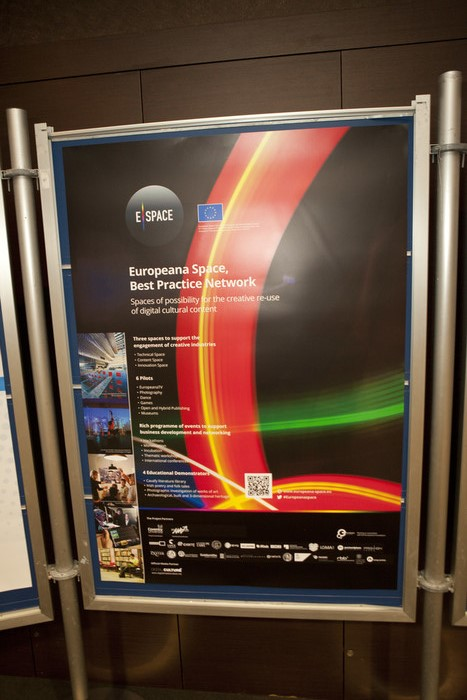 poster espace