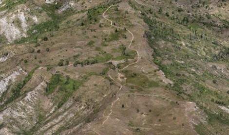 Antigonea,  © photo: GeoInformatiX&DroneSense-Univ. Macerata