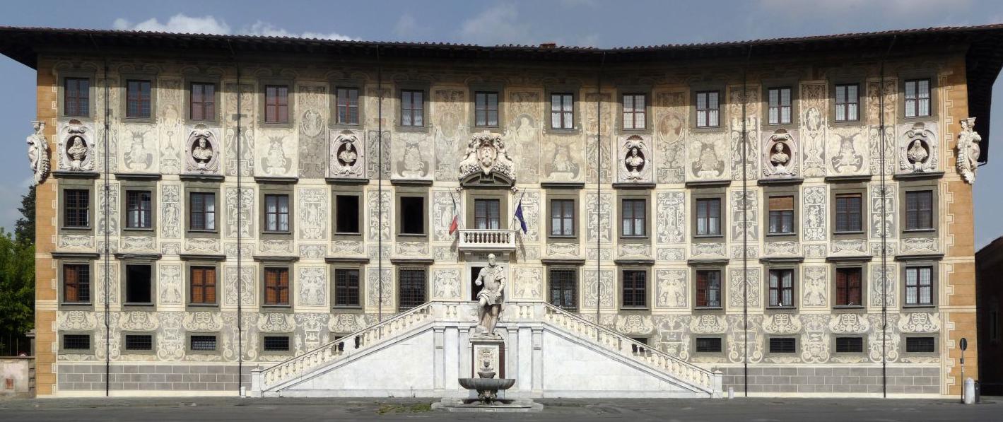 Pisa, Palazzo della Carovana, Scuola Normale SuperioreCC BY-SA 3.0