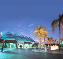 Santa Clara convention centre, California, USA