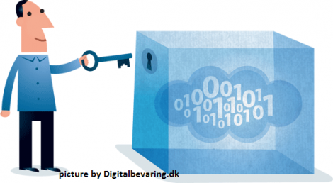 The key to digital preservation_by Digitalbevaring.dk