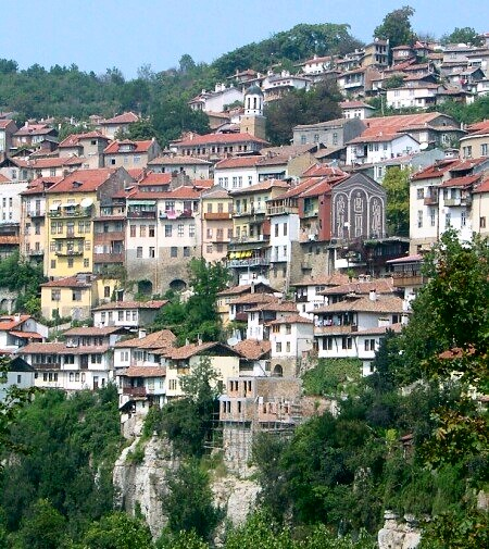 Veliko Tarnovo - Old City