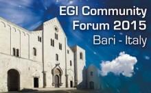 EGI banner Bari