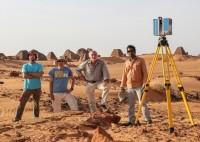 Zamani team in Meroe