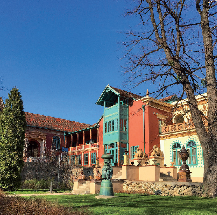 Zsolnay Cultural Quarter in Pécs, Hungary, created during the European Capital of Culture project in Pécs, Hungary in 2010. Now one of the main sites impacting the city's attractiveness and brand (Photo: Rosino, cc by-nc-sa 2.0)
