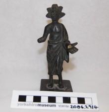Replica Roman Figurine, York Museums Trust, YORYM : 2006.2914