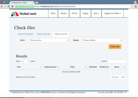 mediaconch_screenshot
