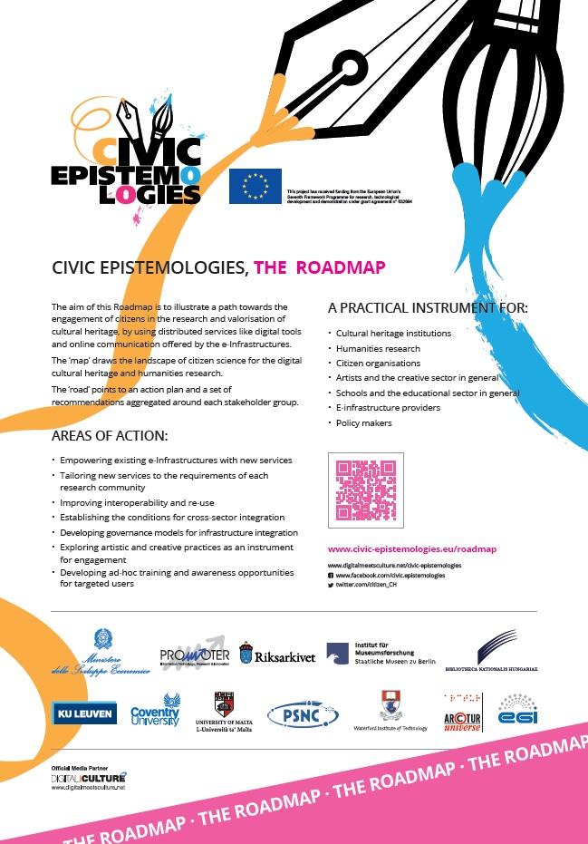 Civic Epistemologies Roadmap