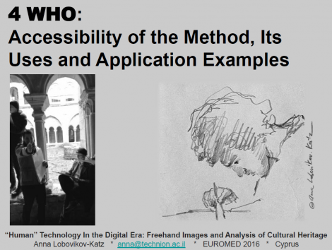 Use Of Freehand Sketching In The Modern Interdisciplinary