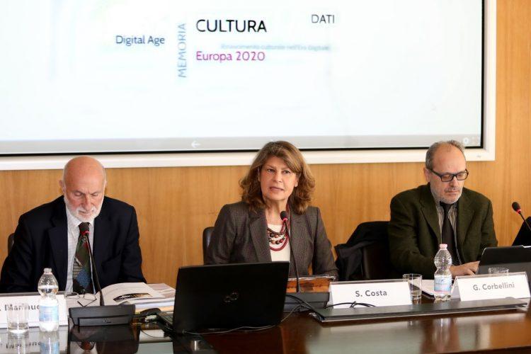 Silvia Costa, Conferenza 30 gennaio 2017