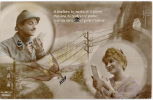 Love Letters From The Front | Louise Jayne / Auguste Longinotti, CC-BY-SA