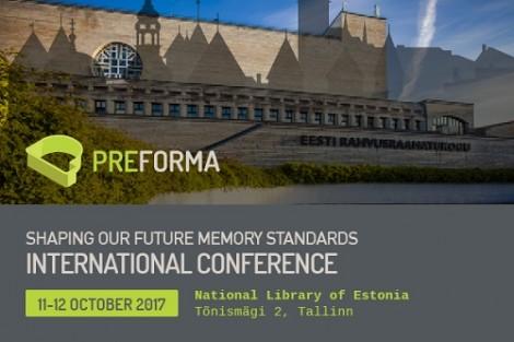 PREFORMA International Conference