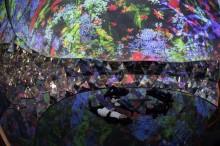 Pixels Noir Lumière New Digital Exhibition By Miguel