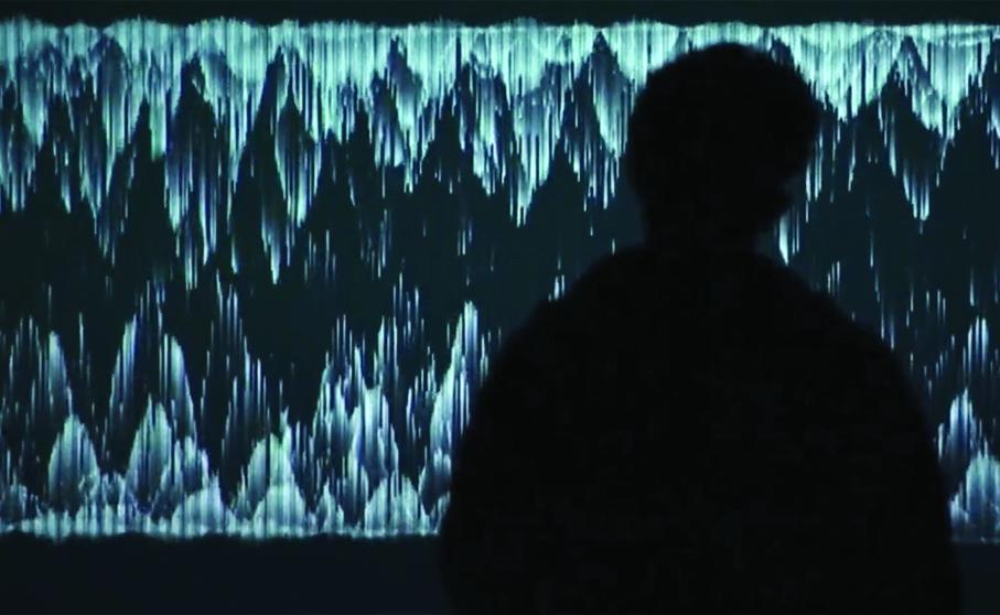 Lima_Ali Phi_Generatywna audiowizualna instalacja_Patchlab2017