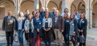 the project group at the kick.off meeting in Bologna