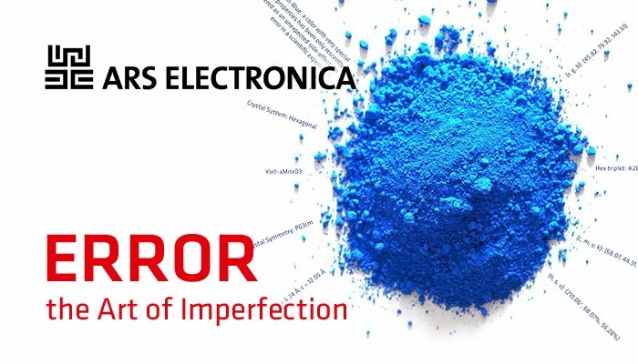 2018 ars electronica festival error the art of imperfection