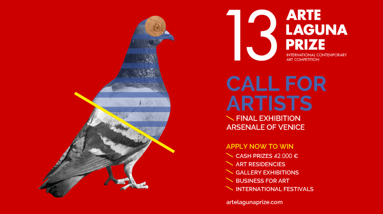 Open call for artists and designers of the 13th Arte Laguna