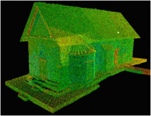 Asinou 3D point cloud