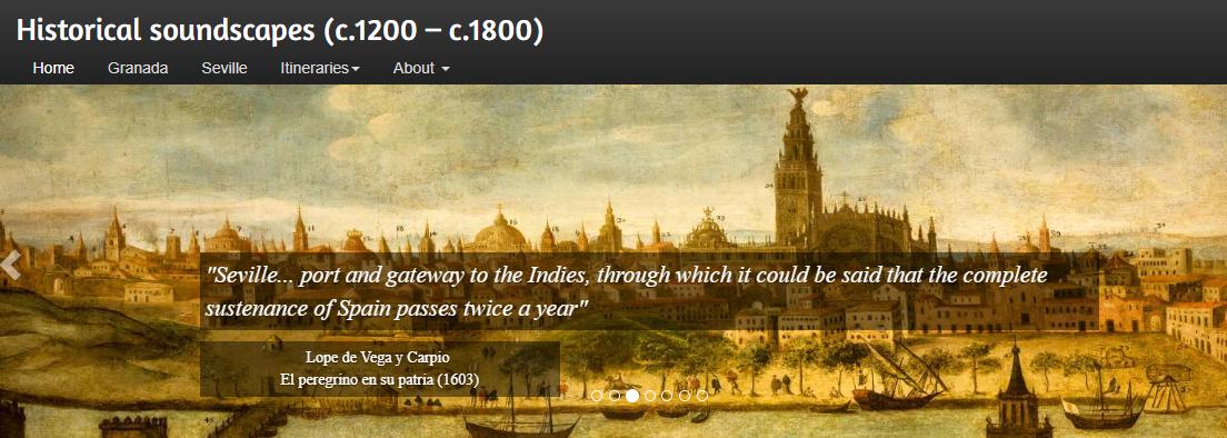 historical soundscapes