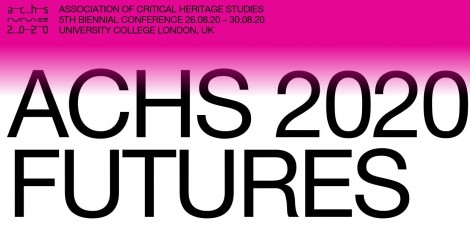 "5th Biennial Conference of ACHS: ""Futures"" 