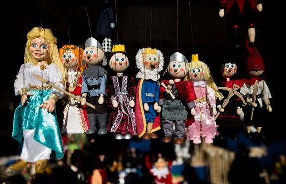 5. Puppetry