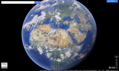 Google Maps Launches A Better Experience For Users Digital Meets - Google earth online