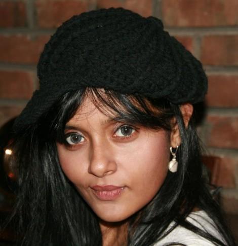 The indian artist Shailja Gupta (c) Shailja Gupta