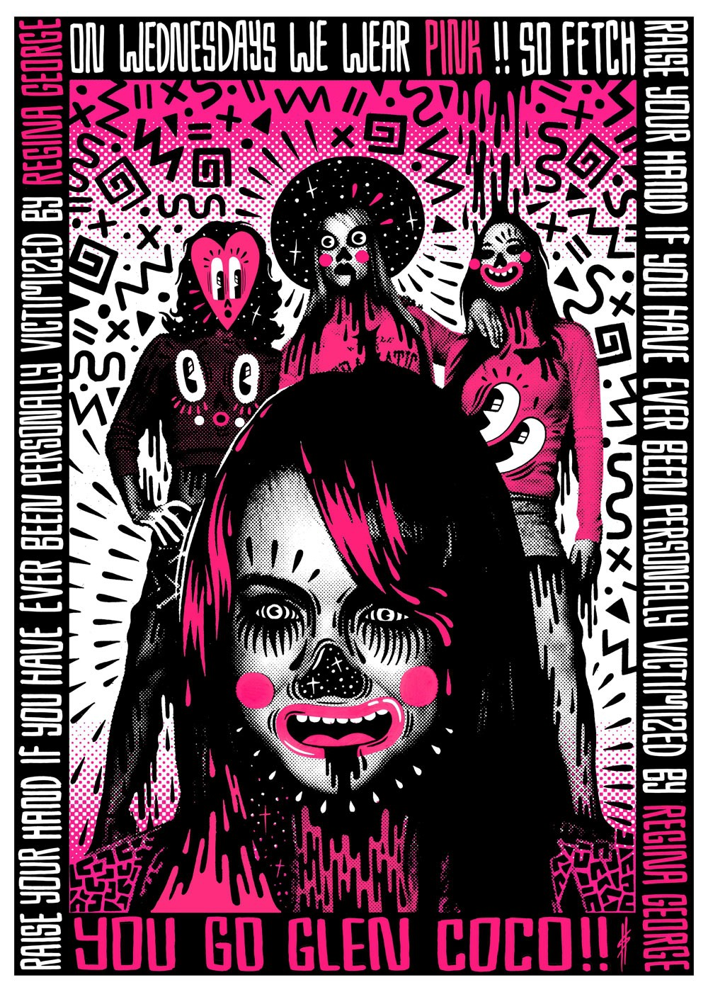 Print Club London makes limited edition prints for the Film4