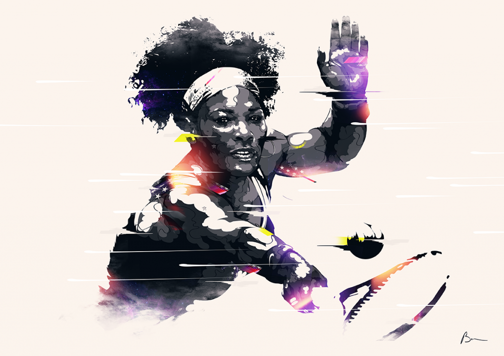Famous Sports Graphic Designers
